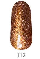 Гель-лак My Nail System № 112 бронзовый металлик 9мл