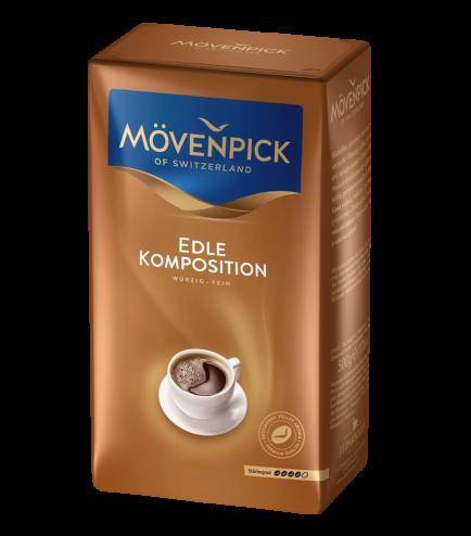 Кава мелена Movenpick Edle Komposition 500г Німеччина