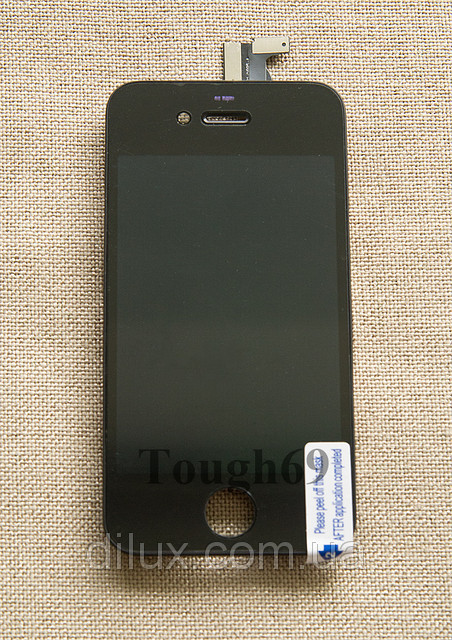 Дисплей LCD + Touchscreen iPhone 4g