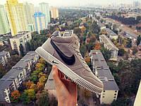Кроссовки Nike Blazer 2017 High Light Grey мужские
