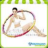Массажный обруч для похудения с магнитами DYNAMIC W Health Hoop 2.3 кг