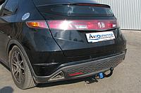 Фаркоп Honda Civic с 2005-2011 г.