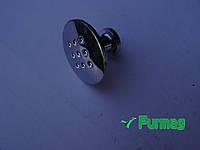 Ручка мебельная кнопка 1-045