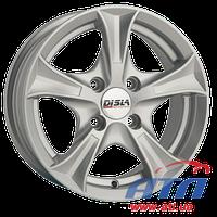 DISLA диск литой 306 S  5,5х13 4/98 ET30 DIA 67.1 Silver