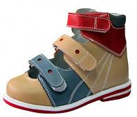 Туфли ортопедические детские  03-301