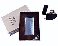 """Спиральная USB-зажигалка """"Tiger"""" №4789-1, двухсторонняя спираль, стильно и модно, практичное приобретение"""