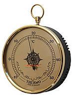 Настенный интерьерный термометр 101304 Moller золотистый 914891.