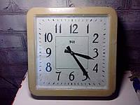 Часы производственные ЗЧЛ 39x39 см