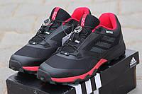 Кроссовки Adidas terrex trailmaker gtx 295 черные с красным 1992