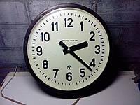 Часы производственные «Стрела», большие Ø34см