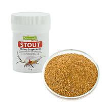 BorneoWild Stout, дополнительный корм для креветок из различных минералов, витаминов и микроэлементов, 5г.