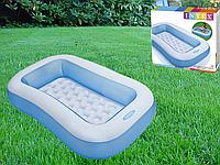 Детский надувной бассейн прямоугольный   «Intex»
