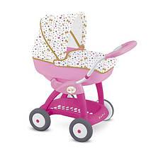 Аксессуары для кукол «Smoby» (251123) коляска Baby Nurse с люлькой и корзиной