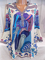 Женская блузка большой размер Турция СП