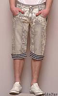 Бриджи мужские джинсовые BELLONI