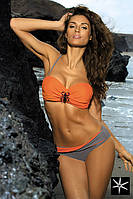 Стильный женский купальник Cornelia от TM Marko (Польша) Оранжевый