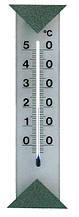 Классический интерьерный термометр 101808 Moller оливковый 920717.
