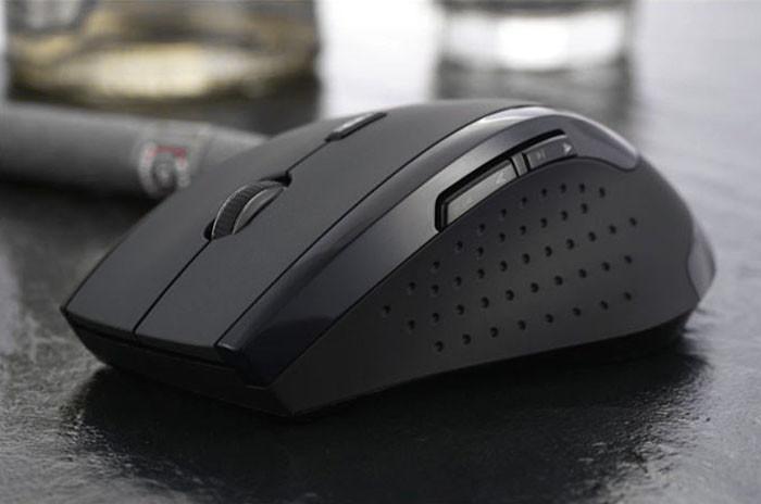 Мышка беспроводная 6 кнопок Rapoo