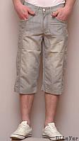 Бриджи мужские джинсовые KAKA