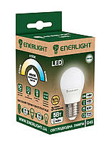 LED лампа Enerlight G45 5W 4100K E27, фото 1