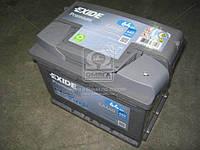 Аккумулятор   64Ah-12v Exide PREMIUM(242х175х190),R,EN640 EA640