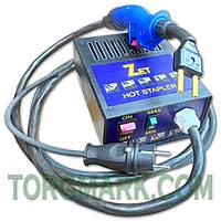 Hot stepler, горячий термо степлер, паяльная станция для сварки пайки пластика и бамперов автомобиля