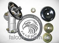 Редуктор нижний для мотокос Alpina, Solo, Oleo-Mac, Daishin, квадрат 5/5, D = 28 мм