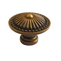 Ручка мебельная кнопка 1-624