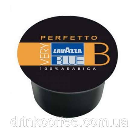 Кофе в капсулах Lavazza Blue Very B Perfetto, 100% Арабика, Италия