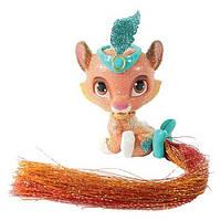 Disney Princess Palace Pets Набор Королевские питомцы Сверкающие питомцы Тигренок Султан Glitzy Glitter Friends Sultan