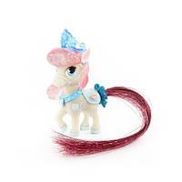 Disney Princess Palace Pets Королевские питомцы Волшебное сияние Пони Снежинка светится Magical Lights Pets Bibbidy The Pony Bibbidy Toy