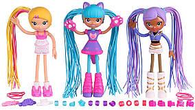 Betty Spaghetty набор из 3-х куклол Бетти Спагетти S1 Deluxe Mix N Match Pack