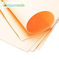 Фоамиран ТУМАННО-РОЗОВЫЙ (бледный), 60x70 см, 0.8-1.2 мм, Иран