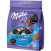 Набор сладостей Milka Choco Mix Oreo, 146 г