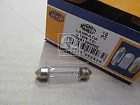 Лампа вспомагательного освещения C10W 12V SV8.5-8 (11,5x44) (производитель Magneti Marelli) 009461200000