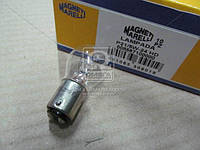 Лампа накаливания, фонарь сигнала торможения (производитель Magneti Marelli коробкикод. P21 5W 24 HD)