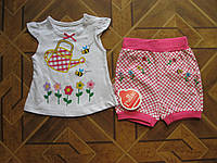 Детский летний костюм Пчелка для девочки     86 cm   Турция, фото 1