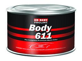 Шпатлевки HB Body