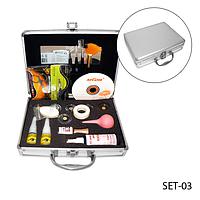 Набор для наращивания ресниц - SET-03 (E-003)