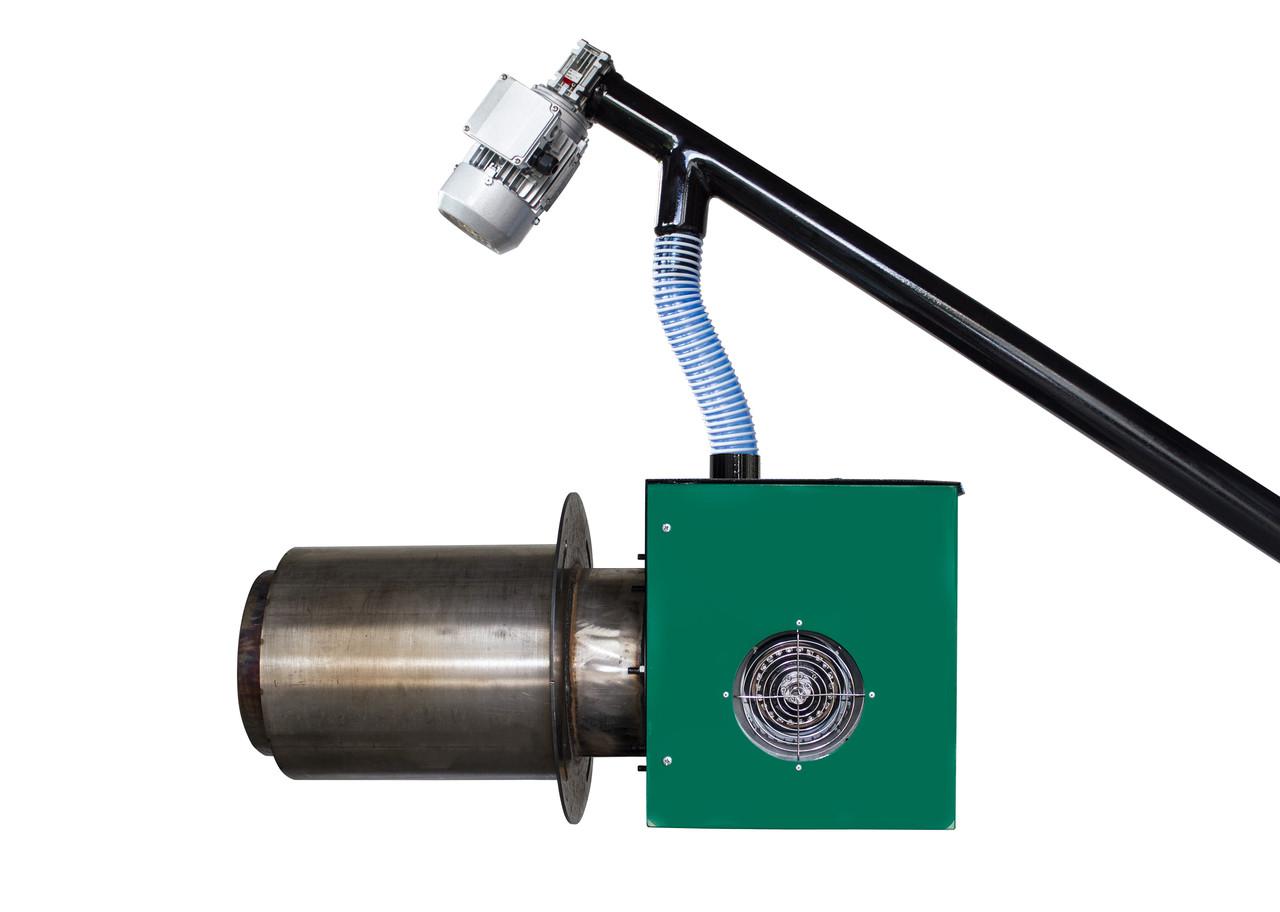 Автоматическая пеллетная горелка АРВ 100