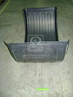 Крыло грузовое КАМАЗ двускатное (производитель Петропласт, г.Санкт-Петербург) Локеры