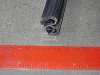 Уплотнитель двери ВАЗ 2107, -05, -04 ( комплект 2 передачи+2 задний) (производитель БРТ) 2107-6107018/20Р