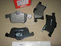 Колодка тормозная OPEL ASTRA H передний (производитель Cifam) 822-539-0
