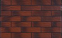 Клинкерная термоапнель CERRAD Красная с оттенком рустикальная (rot cieniowany rustykalny)