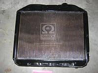 Радиатор водяного охлаждения ЗИЛ 130 (3-х рядный) медный  130-1301010-С