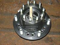 Ступица колеса ГАЗ 33104 Валдай заднего в сборе (комплект) (Производство ГАЗ) 33104-3104004