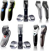 Машинки для стрижки волос, электробритвы, тримеры