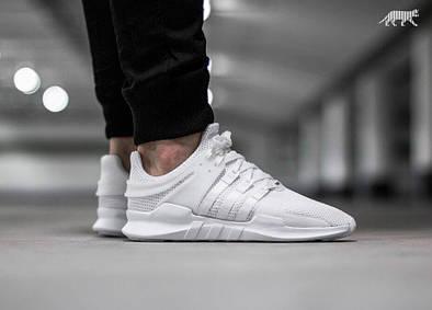 Кроссовки Adidas Eqt Adv Support White
