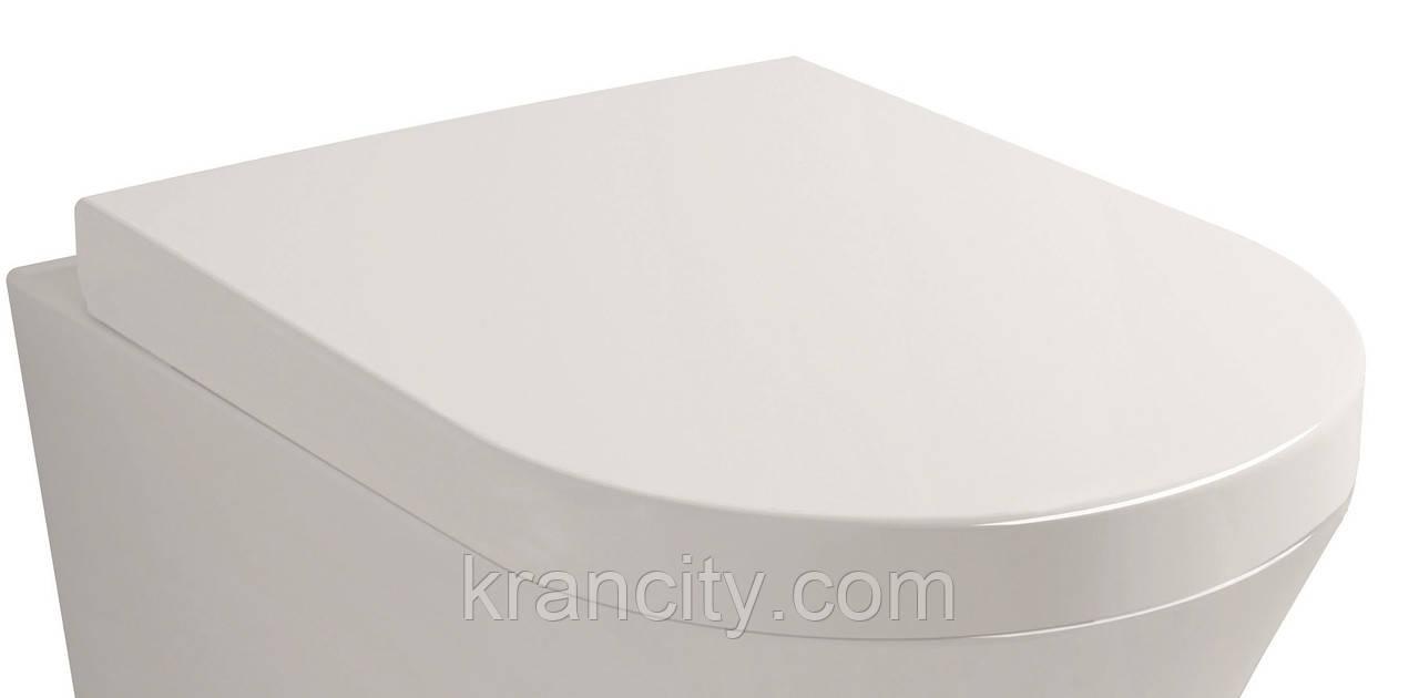 сиденье для унитаза с крышкой Volle NEMO 13-17-085 ,Испания