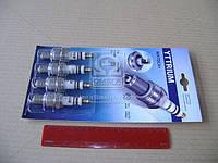 Свеча зажигания YTTRIUM WR7DCX+( комплект 4 штук блистер) (производитель Энгельс) WR7DCX+